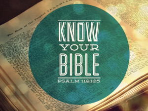Know Your Bible_main